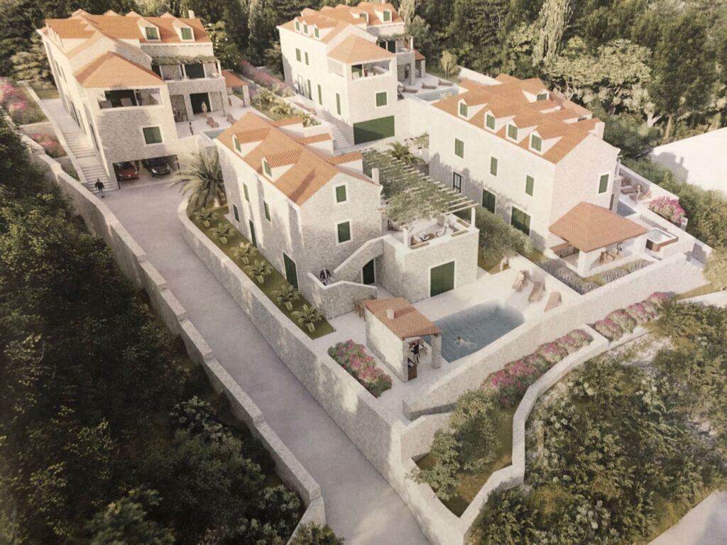4 Villas Project, Dubrovnik