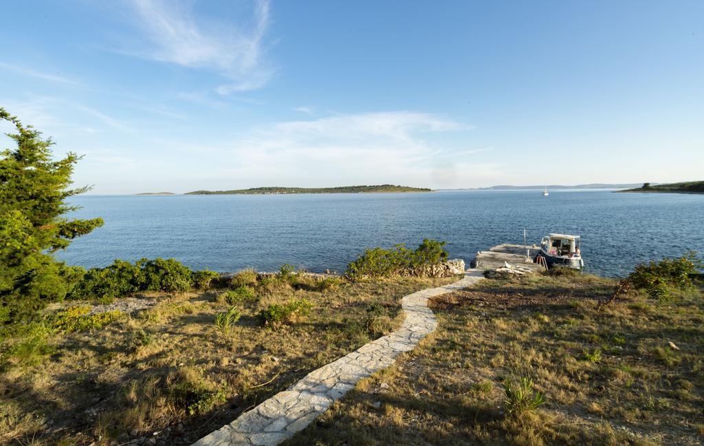 House on Island, Near Pasman