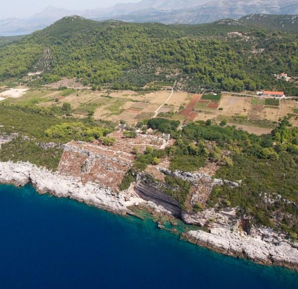 Resort in Sipan, Dubrovnik