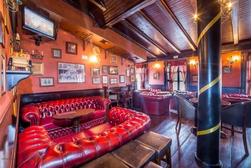 Pub in Zagreb Center
