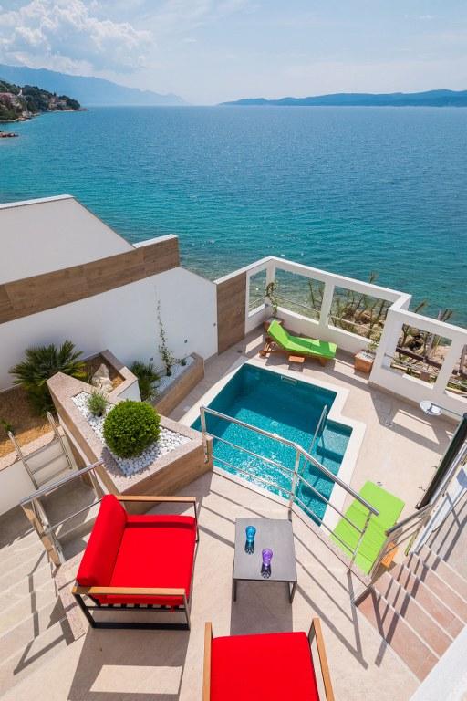 Sea Front House in Omiš, Split