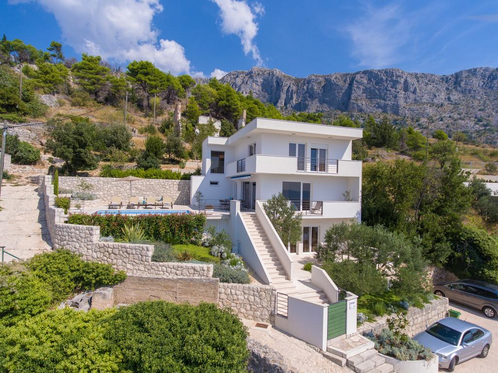 Villa in Makarska, Sea View
