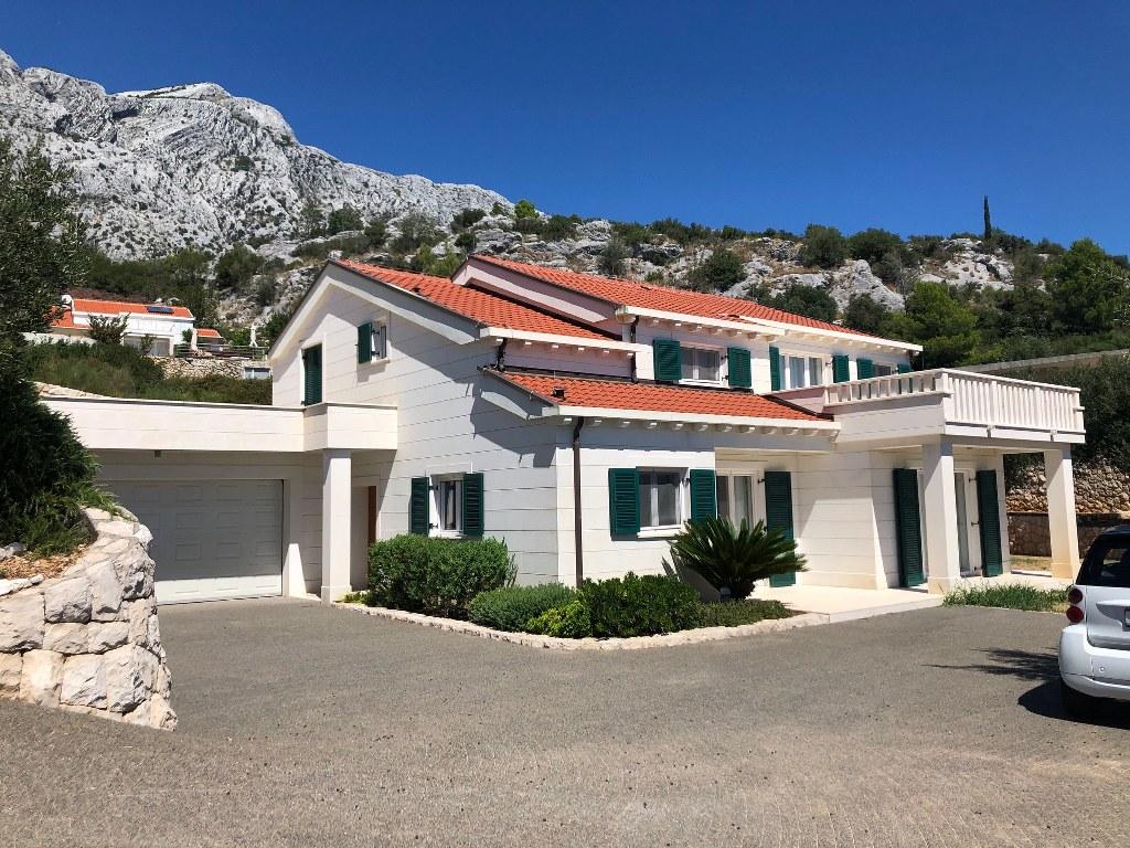 Mansion in Orebić, Pelješac