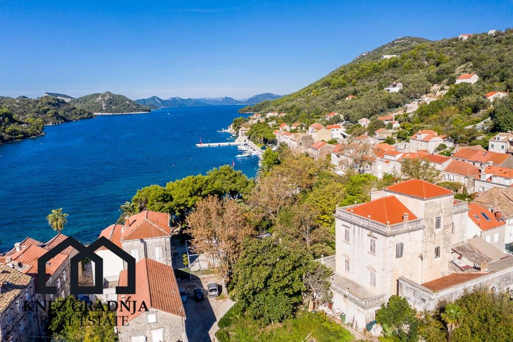 Palace in Šipan Island,Dubrovnik