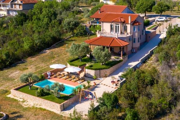 Villa in Krka