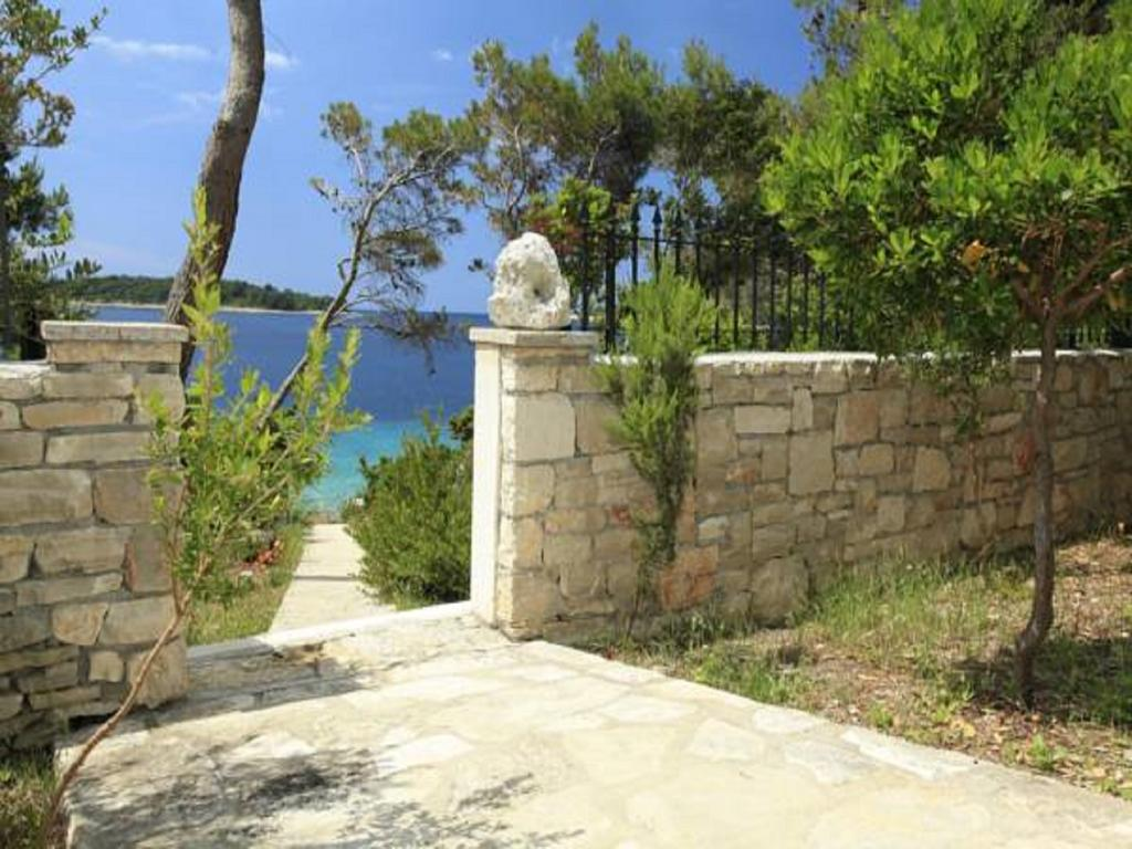 Stone Villa on Korcula Island