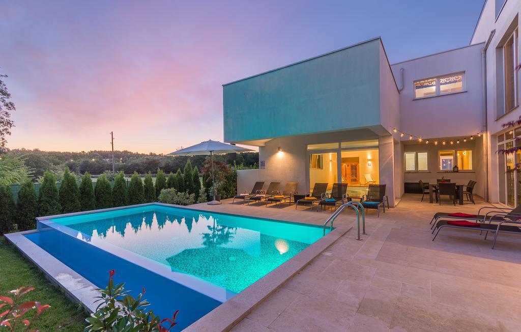 Villa in Zminj, Istria Modern Villa