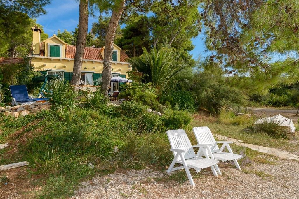 Sea Front House, Brac Island