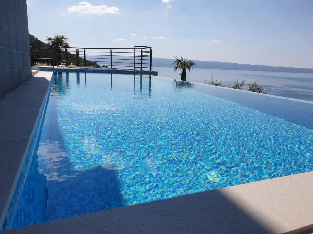 Villa in Split, Sea View