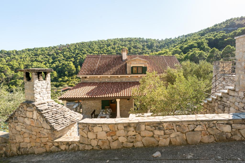 Stone House on Solta Island