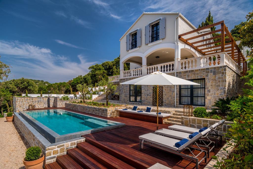 Seafront Villa on Korcula Island