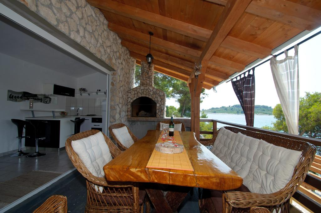 Sea Front House in Ciovo, Split Region