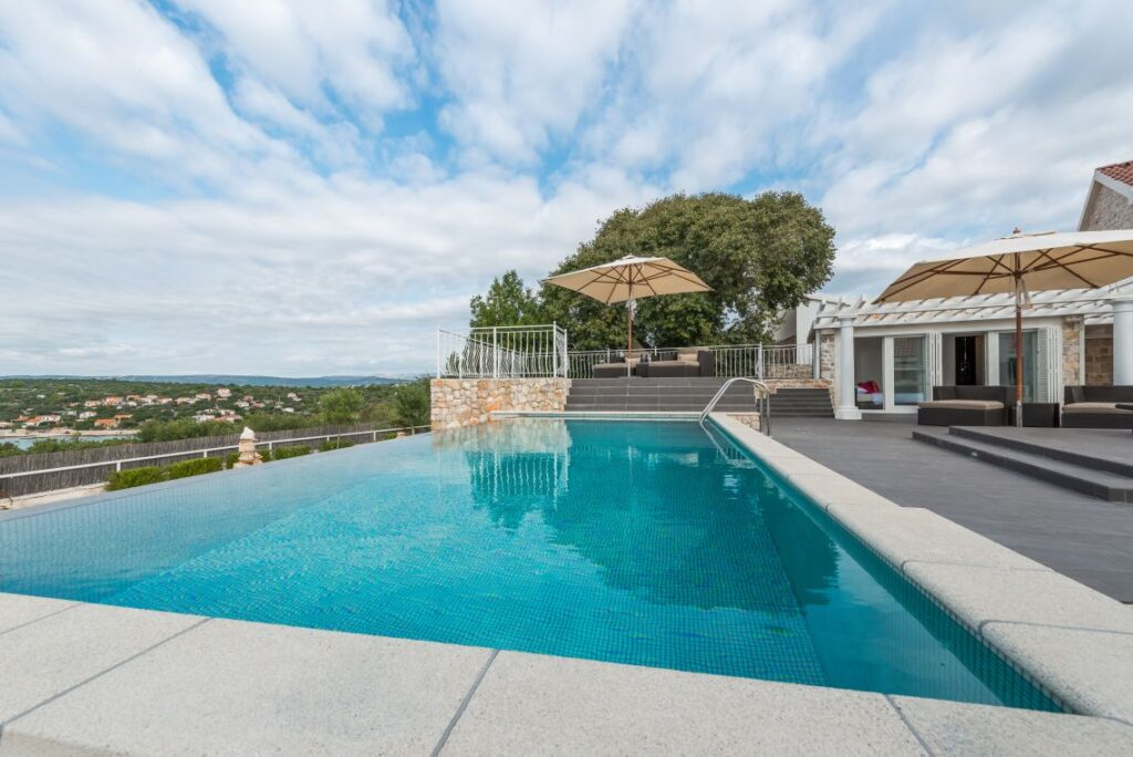 luxury villa sea side