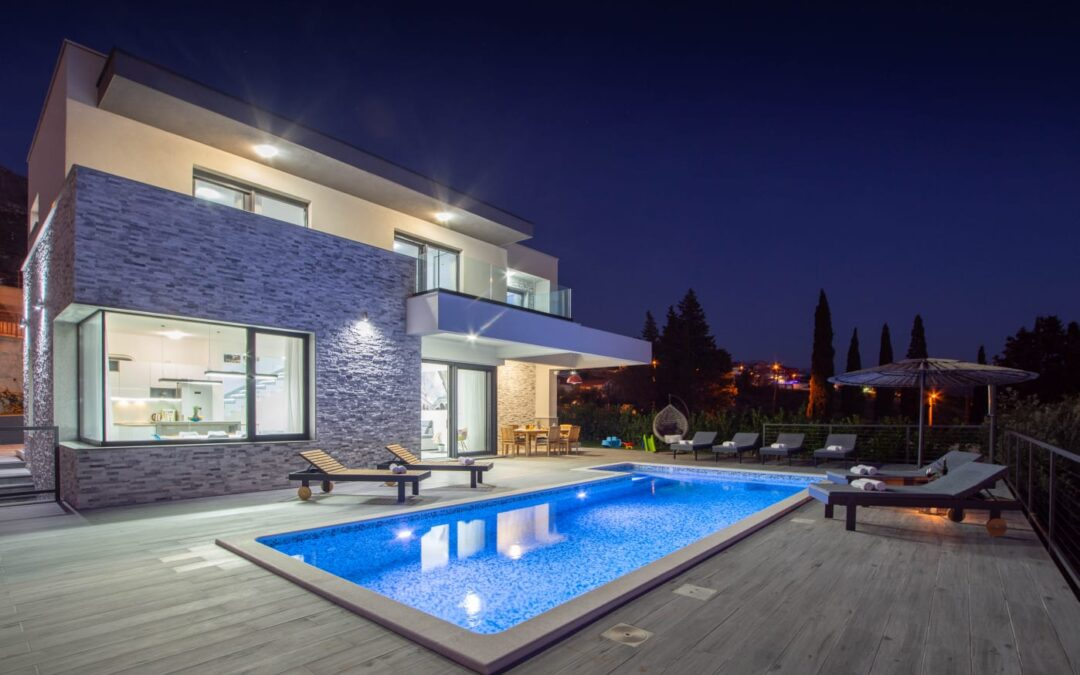 Sea View Villa in Split