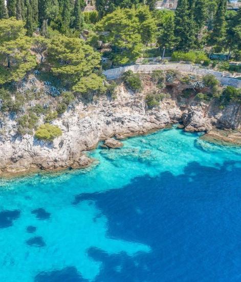Seafront Plot in Dubrovnik , 115539m2