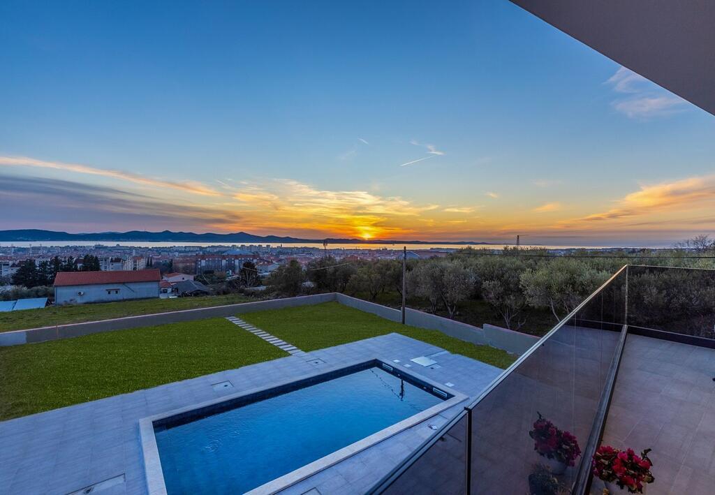 Sea View Villa In Zadar