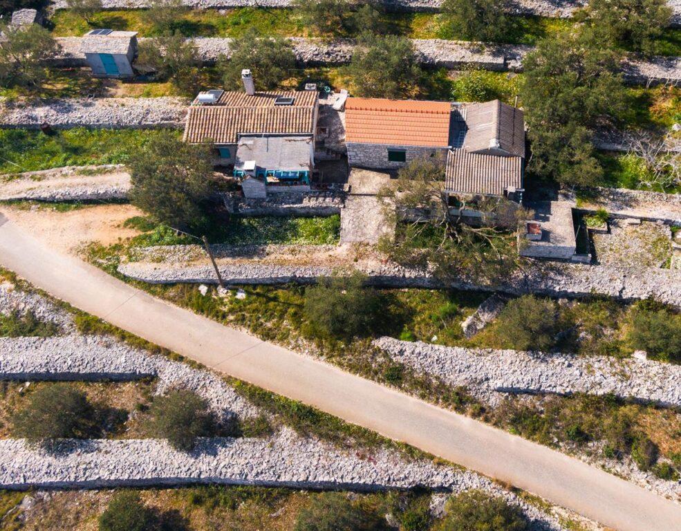 Stone Cottage on Korcula Island 6