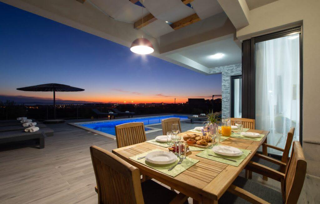 Sea View Villa in Split