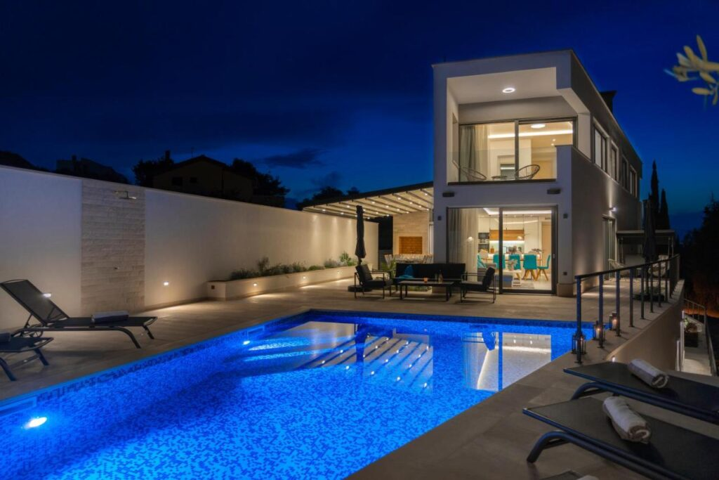 New House Brac island