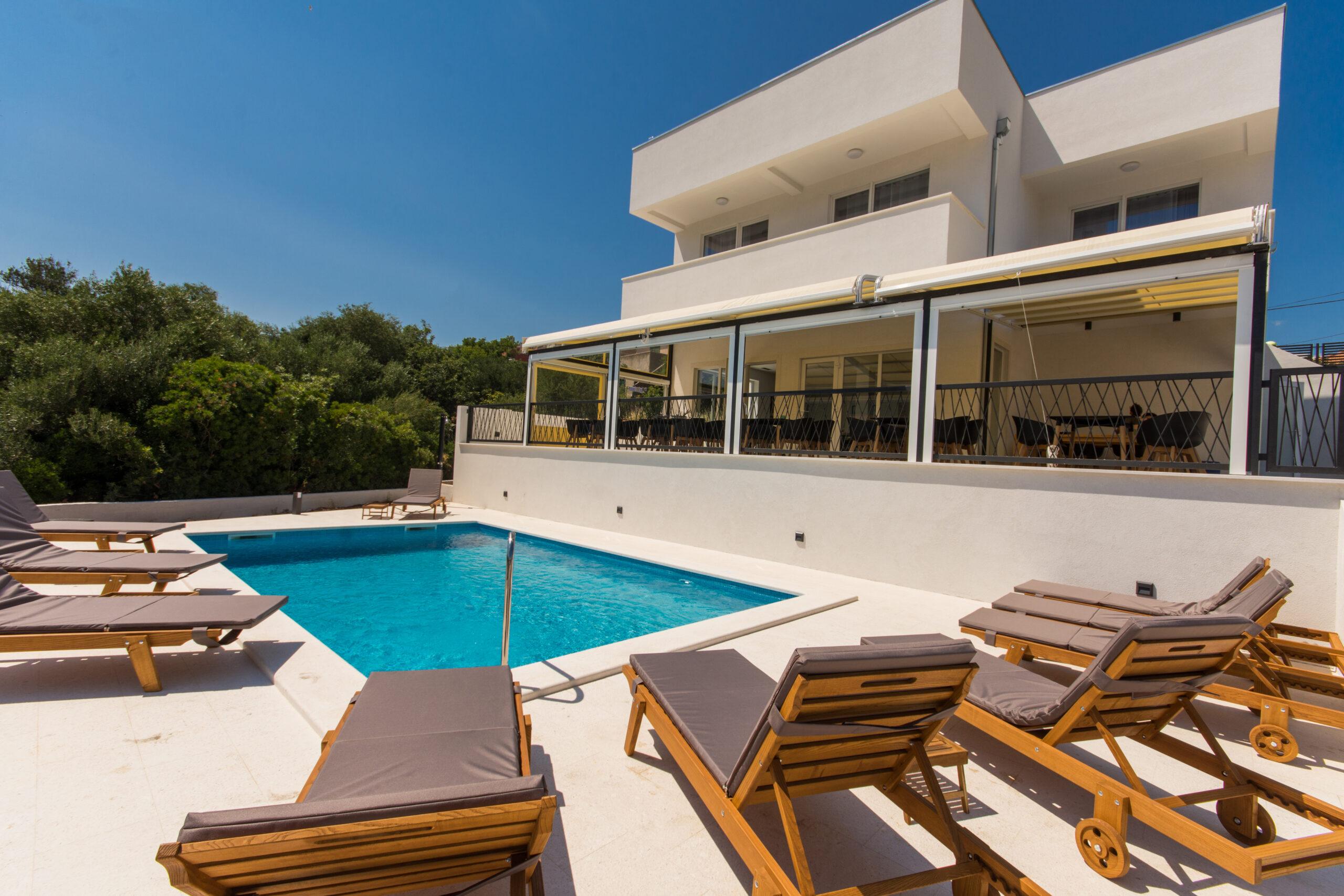 House for sale, Ciovo, Split, New, close by sea