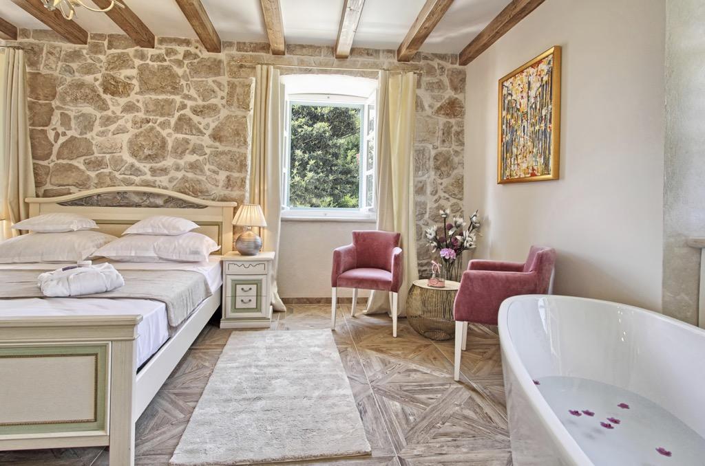 Heritage stone house,city center,Dubrovnik Croatia