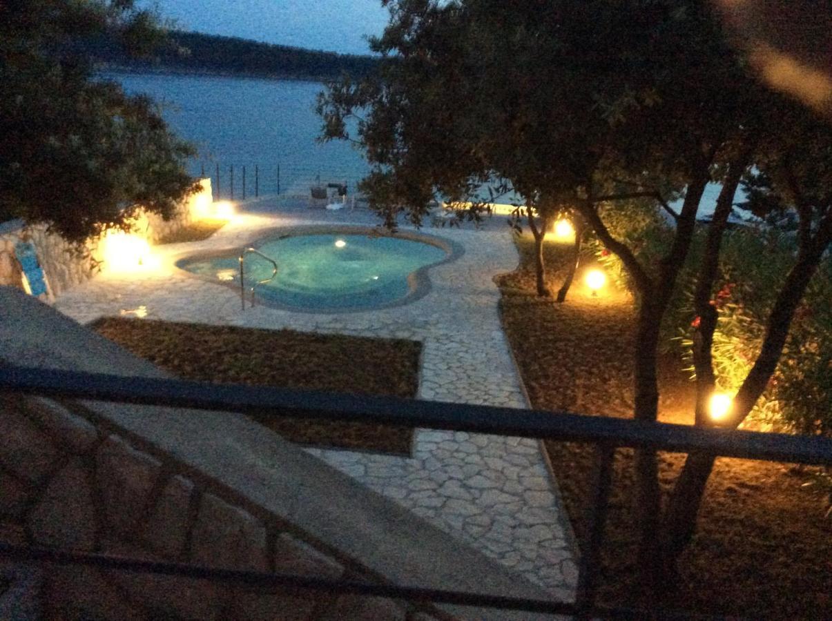 Seafront villa on Rab island, Croatia, for sale